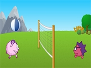 Сыграй в волейбол