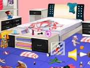 Спальня Месси