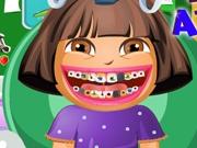 Даша у дантиста