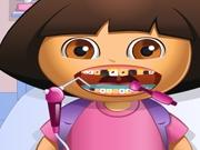 Даша обратилась к дантисту