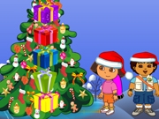 Новогодние подарки для Даши и Диего