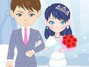Сказочная зимняя свадьба