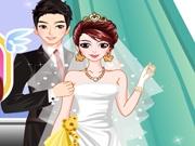 Яркая свадьба кинозвезды