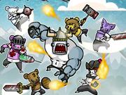 Война мишки