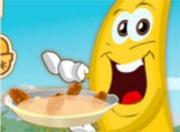 Пудинг из банана