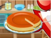 Пирог с кокосом