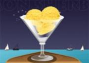 Щербет с лимоном