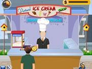 Ларек с мороженым