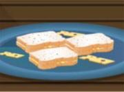 Готовим Бутерброды с омлетом