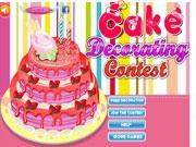 Декорирование торта