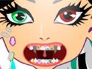 Визит монстра к дантисту