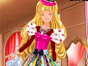 Платье ко Дню Валентина