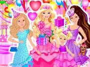 День Рождения Барби