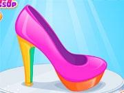 Дизайн модных туфель