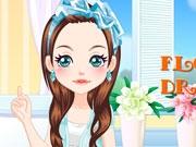 Девушка из цветочного магазина