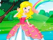 Прекрасная фея-принцесса