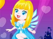 Маленькая и смешливая фея