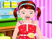 Проблемы с зубами малышки Софии