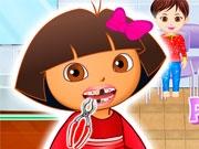 Лечить зубы Даши