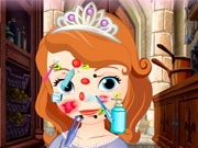 Ужасные травмы принцессы Софии