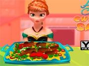 Салат с курицей по рецепту Анны