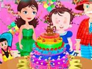 Торт-мороженное для Лизы