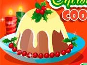Вкусный рождественский пудинг