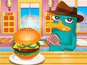 Шпионский гамбургер агента Пи
