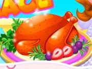 Курица на день Благодарения