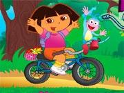 Велопрогулка Даши и Башмачка