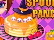 Вкусный хэллоуинский торт