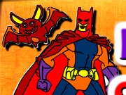 Бэтмен на страже города