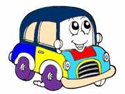 Маленький автомобильчик
