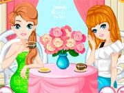 Время чайной весеринки