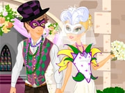 Свадьба-маскарад