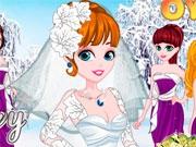 Свадьба на снегу