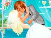 Одень невесту для поцелуя