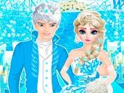 Свадьба Эльзы и ее избранника