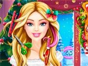 Барби готовится к Рождеству
