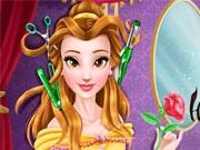 Прически принцессы Бель