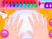 Невероятные ногти малышки Барби
