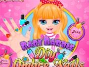 Сделай ногти Барби
