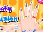 Салон красивых ногтей
