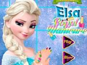 Королевские ногти Эльзы