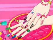 Красивые ногти Амалии