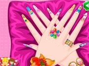 Салон дизайнерских ногтей