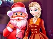 Рождественская уборка Санты и Эльзы