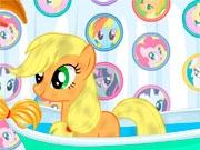 Помой грязного пони