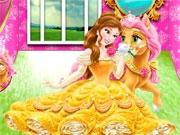 Белль и ее пони