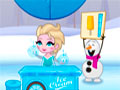 Эльза-мороженщица